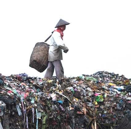 pengais Sampah
